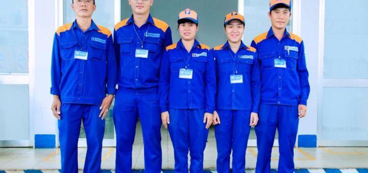 Công ty may đồng phục bảo hộ lao động giá rẻ tại tp hcm