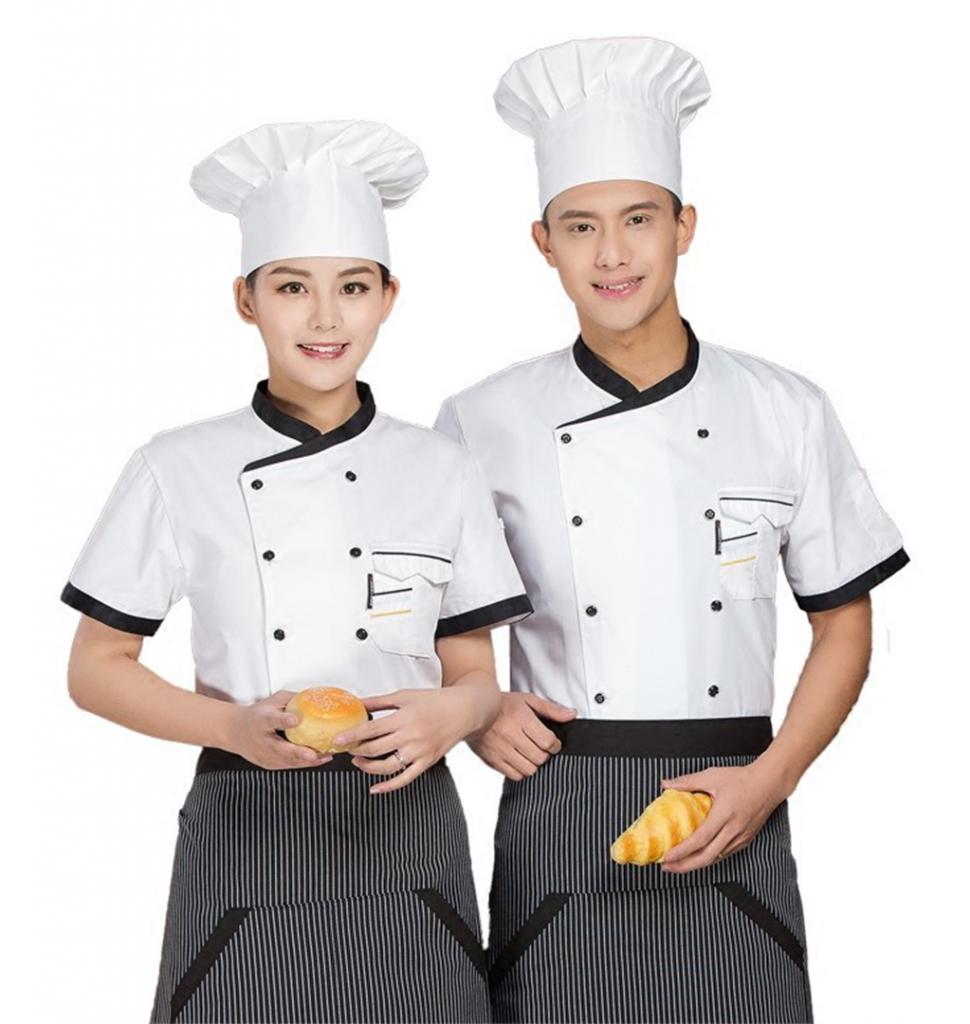 Đồng phục bếp chuyên nghiệp, sang trọng