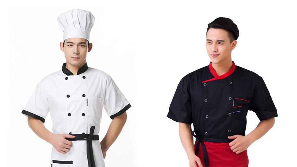 Đồng phục bếp giúp đầu bếp trở nên chuyên nghiệp