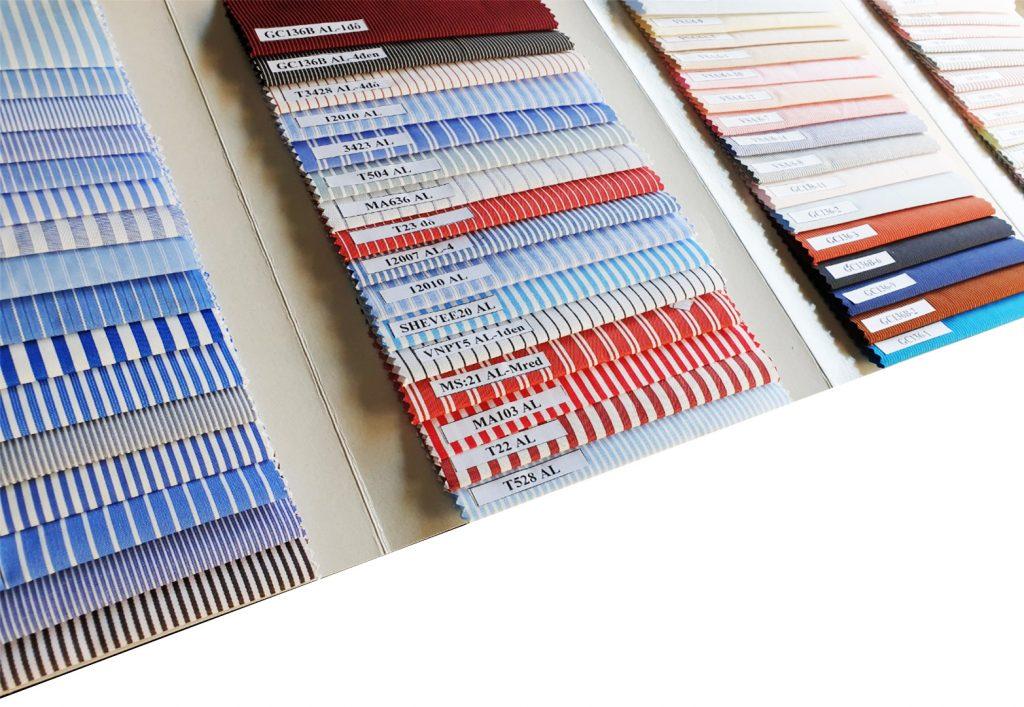 Chất liệu, màu sắc đa dạng tại đồng phục Thành Công