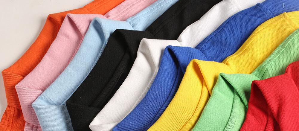 Bảng màu, bảng đo size đồng phục