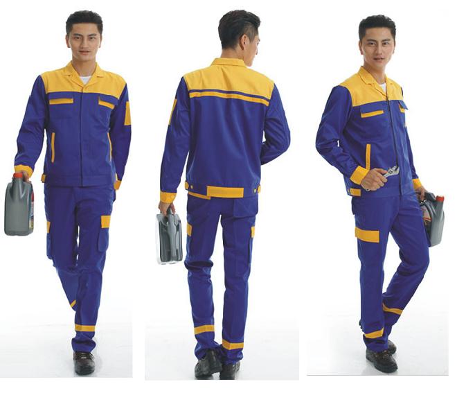 Trang phục bảo hộ lao động