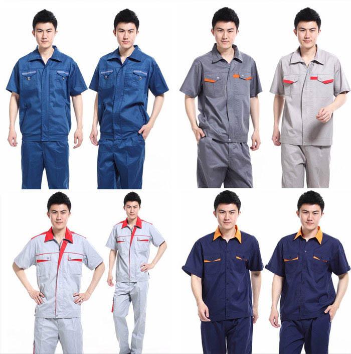 Các mẫu đồng phục bảo hộ lao độn